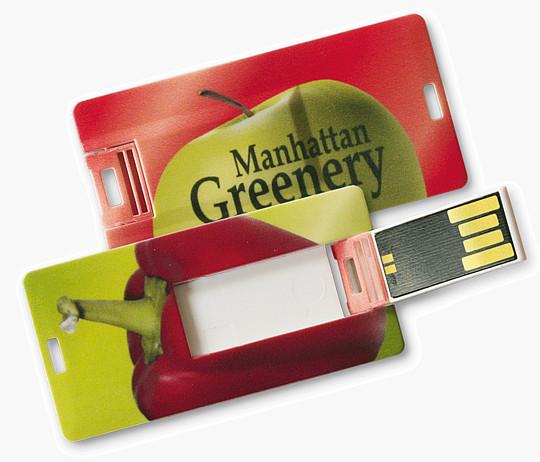 """USB-STICK """"Mini Card"""" USB MC"""