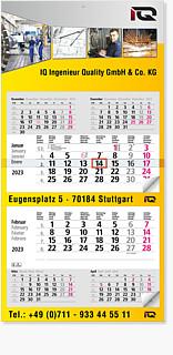 "6-Monatskalender ""Sixpack"" M6 SP"