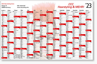 """Plakatkalender 4cEasyFlex """"Novum XL"""" EF14XL"""