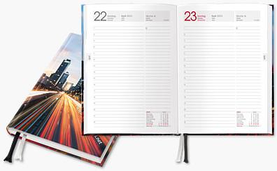 "Buchkalender ""REGULAR im Grafikeinband"" TT B2G"