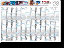"Plakatkalender ""Sigma"" M 12"