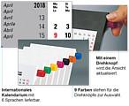 """3-Monats-Tischkalender """"Desk"""" JK 2"""